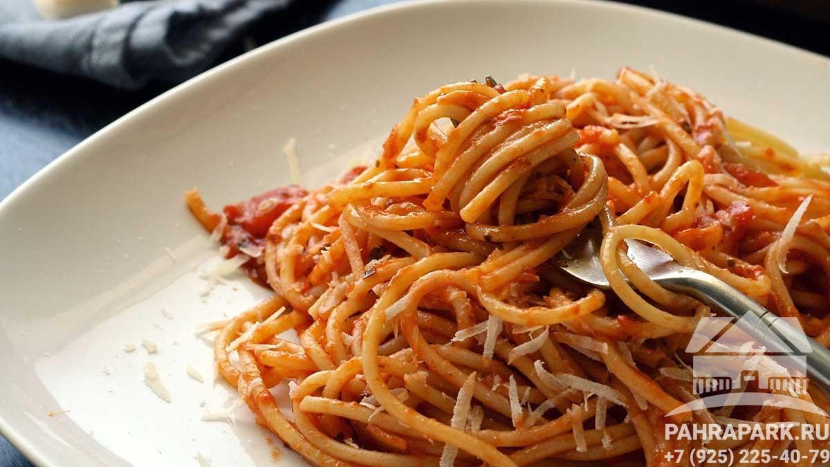 Мастер-класс по приготовлению итальянских блюд